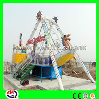 20 years export experience viking boat amusement game machine