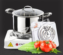 2015 new hot sale travel camping used national electric heating element coil hot plate