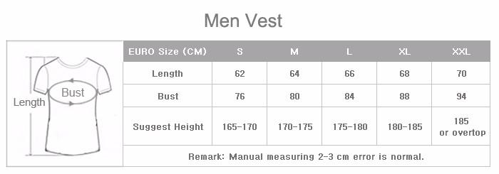 2017 En Gros de compression pro exécutant gilet à séchage rapide hommes t-shirt
