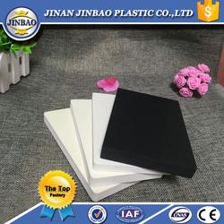 black waterproof PVC foam sheets 1.22*2.44m