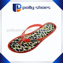 las señoras de moda de plástico jalea zapatillas