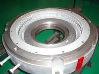 two piece tyre mold