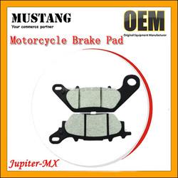 Motorbike Brake Shoes Jupiter MX Brake Pad