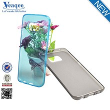 Veaqee best selling products s line tpu soft back case for samsung galaxy s6