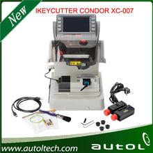 IKEYCUTTER CONDOR XC-007 AUTO KEY CUTTER can work on 57 car models CONDOR XC 007 Key Cutting Machine User Manual