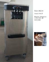60L / H máy kem với airpump 3 / ba hương vị