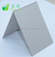 A4 paper stock grey AA grade box shoes board
