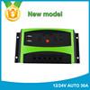Factroy off grid system 20a 10a 12v 24v solar controller