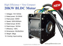 20kw electric car motor/electric motorcycle motor/electric car wheel motor