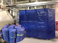 Noise Barrier for Industrial Mechanical Equipment Noise Double Sided Sound Barrier