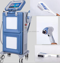 HIFU high intensity focused ultrasound system,2 treatment tips for 2 penetration depth,for uplift of face,neck,brow,etc.