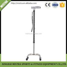 elderly walking stick, telescopic walking aids,ajustable crutch ,anti shock walking sticks and cane for elderly