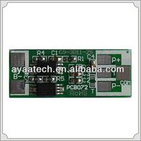 4S 12.8V Lifepo4 battery pack PCM BMS