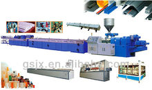 PVC WPC Wood Plastic Profile Production Line