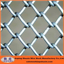 Sports Ground & Playground Most Popular Security Fence 5 foot 6 foot Chain Link Fence
