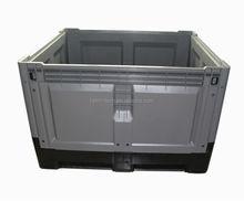 1.2mx1.0m high quality heavy duty plastic folding crate