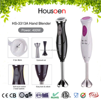 new design electric hand blender mixer set with stainless steel rod