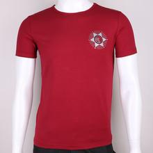 new design summer high quality plain t-shirt men manufacture t shirt