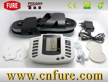 best foot massage shoes Electronic Pulse Massager with slippers (MA-YK04)
