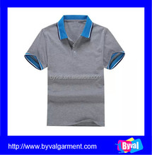polo t shirt design for men,two color combined short sleeve polo shirt,new design polo shirt uniform style