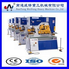 Excellent quality best sell channel cutting ironworker