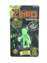Halloween toys glow up zombies novelty toys glow in the dark zombies /wholesale