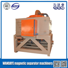 Automatic Water-cooling Eletromagnetic Slurry magnetic separator machine price