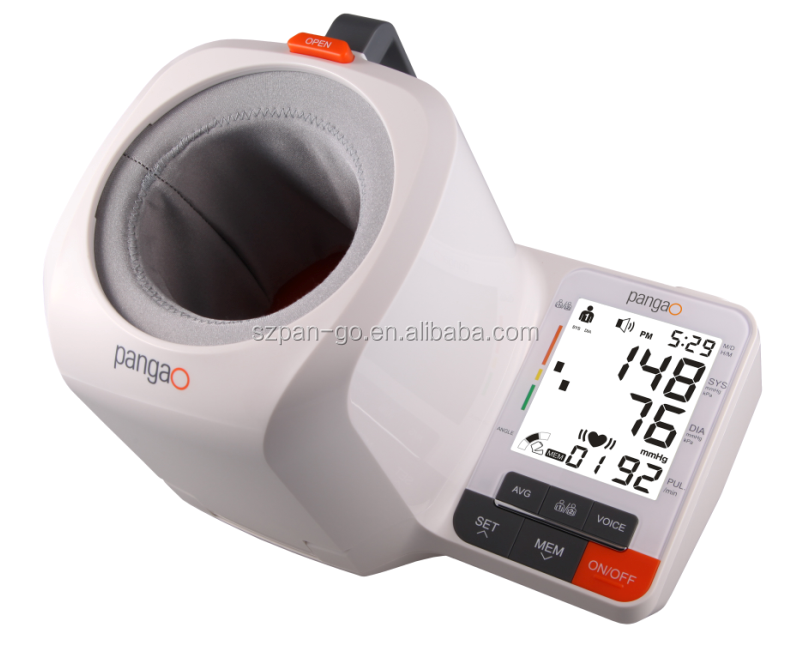 2016 nueva premium última tensiómetro esfigmomanómetro digital para la venta de equipos médicos