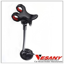 Vesany 2015 factory manufacture flexible dashboard lazy phone holder