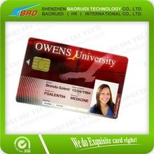 Top Selling Printable Smart Photo ID Card/Student ID Card / School ID Card
