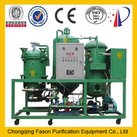 Fason international brand used engine oil regeneration machine