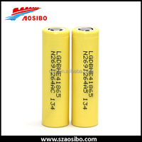 New lg battery 18650 imr 18650 lg he4 lithium battery for electric bike lg 18650 battery