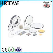 yellow piezo crystal wired piezo ceramic buzzer