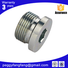 JIC X NPT nipple 316 stainless steel 37 flare tube 45 elbow fitting hydraulic ferrules eaton