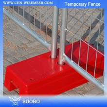 (China) Removable Pool Fence Outdoor Temporary Fence Plastic Safety Fence