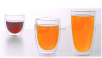 Borosilicate Borosilicate glass beautiful heat resistant unique 20cl glass coffee cup double wall