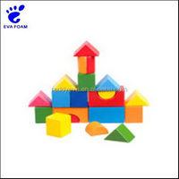 Modern best selling eva foam blocks puzzles toys