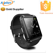 Wrist bluetooth U8 smart watch with Android & IOS mobile phone