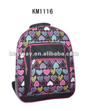 kids school backpack with printing