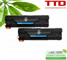 TTD wholesale Direct CF283A Toner Cartrigde for HP Laserjet pro M125/M126/M127/M128 Toner