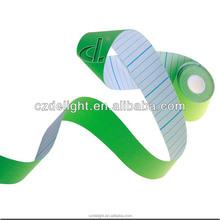 kinesiology tape akilles/kinesiology tape leg/sports tex tape