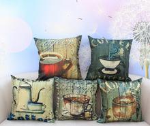 wholesale custom printed decorative throw pillow