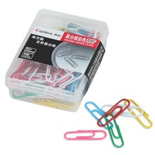 Colorful Round Paper Clips