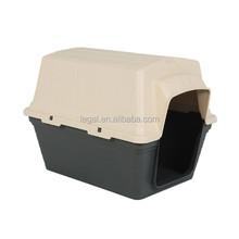mini plastic dog house,plastic dog cage,plastic pet kennel