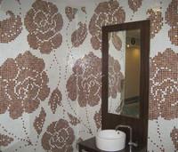 rose mosaic pattern free mosaic art patterns mosaic art tile