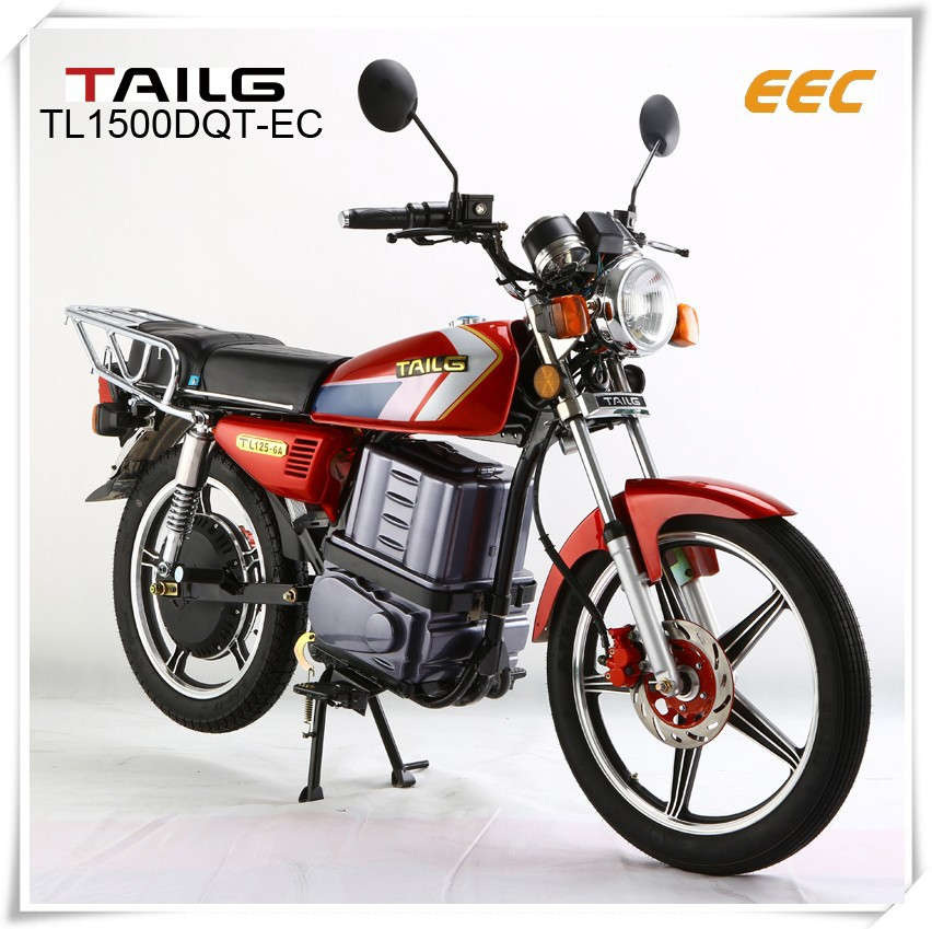 Electric motorcycle made in china tailg moped scooter for Yamaha motorcycles made in china