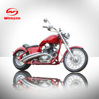 Best selling choppers motorcycle made in china(HBM250V)