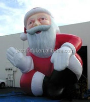 CILE Inflatable Father Christmas Model for 2015 Christmas Decoration