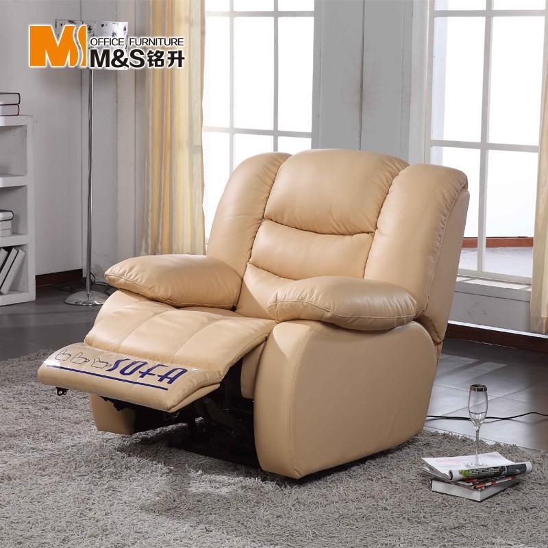 Comfortable Recliner Chair Sofa Luxury Sofa Set Solid Wood