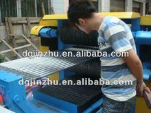 Barra lisa de aço inoxidável máquina de polir JZ-PXS1000-3M